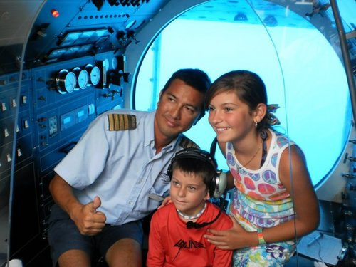 Cozumel atlantis submarine excursions
