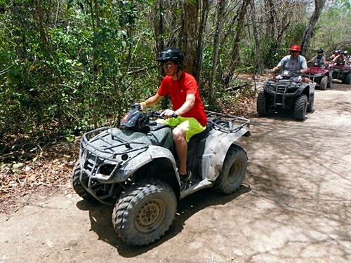 Cozumel All Terrain Vehicle Cruise Excursion Prices