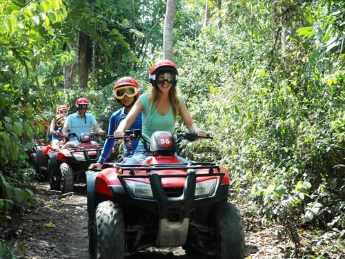 Cozumel All Terrain Vehicle Trip Prices