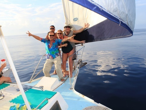 Cozumel cruise excursions catamarans