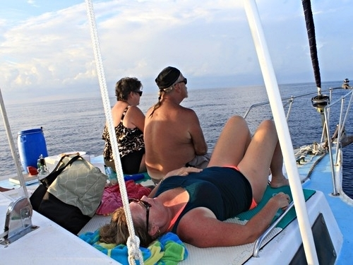 Catamaran Sailing and Snorkeling Tour