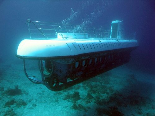 Cozumel atlantis submarines and shore excursions