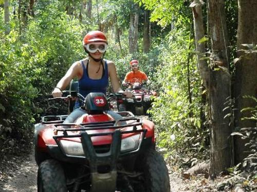 Cozumel All Terrain Vehicle Tour Tickets