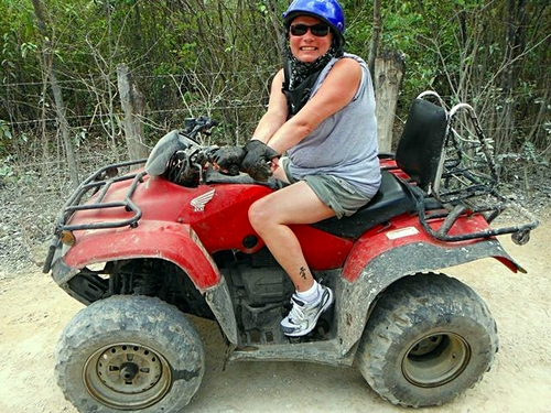 Cozumel ATV Shore Excursion Reservations
