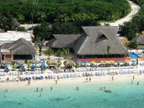 Cozumel beach club facilities Excursion Reservations