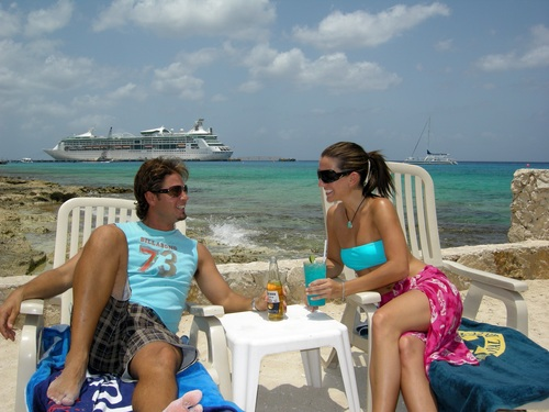 Cozumel beach club Tour Booking