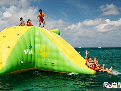 Cozumel catamaran sail and snorkel Trip Booking