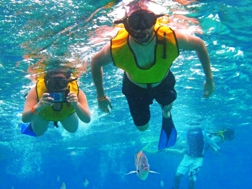 Cozumel Columbia Lagoon Tour Tickets