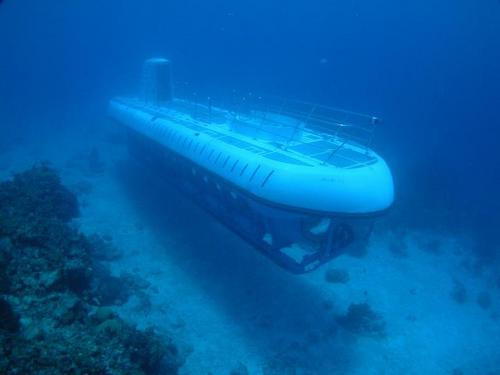Cozumel submarine cruise excursions