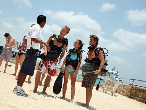 Cozumel DSD Excursion Booking