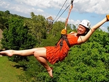 Cozumel Eco Adventure Park Zip Line Excursion