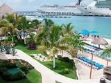 Cozumel El Cid Beach Resort All Inclusive Day Pass Excursion