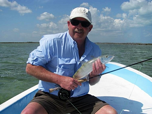Cozumel flats fishing tours.