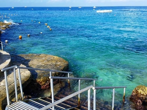 Cozumel fresh water pool Excursion Tickets