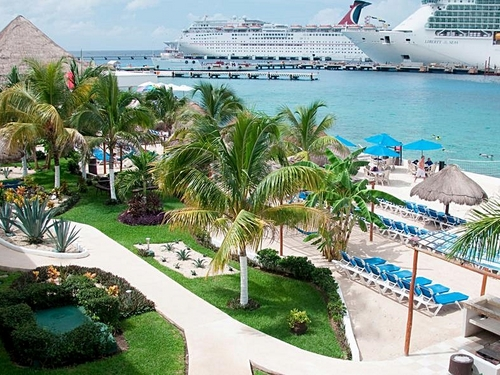 Cozumel Island El Cid by the Pier Cruise Excursion Tickets Booking