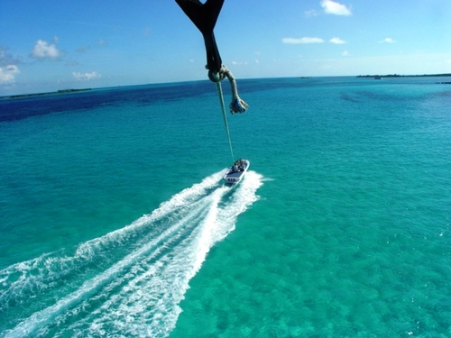 Cozumel Island parasailing Trip Tickets Booking
