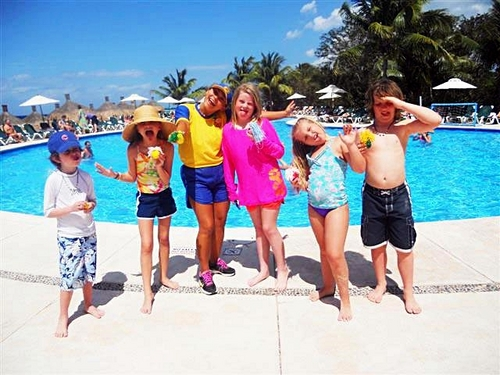 Cozumel kids pool area Cruise Excursion Prices