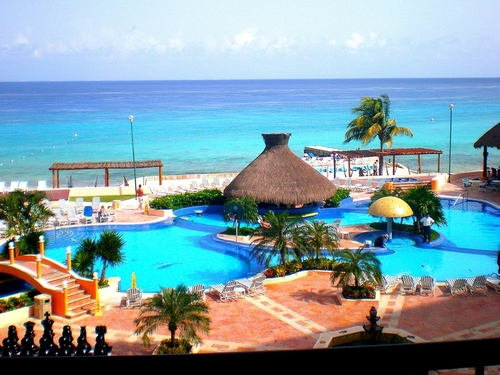 Cozumel Mexico All Inclusive Day P Trip Tickets Swimming Pool Tour Booking El Cozumeleno Beach Resort