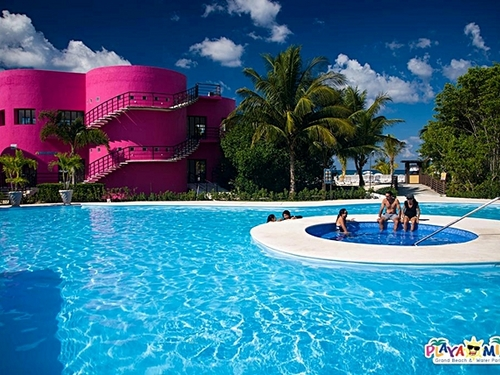 Cozumel Mexico beach club facilities Shore Excursion Tickets
