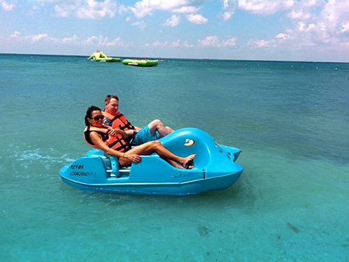 Cozumel Mexico beautiful warm water Cruise Excursion Reservations