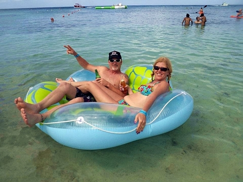 Cozumel Mexico bright blue water Shore Excursion Cost