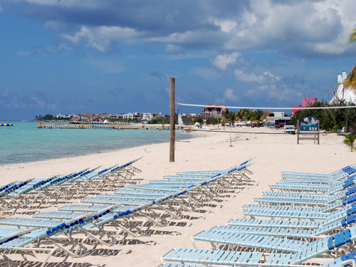 Cozumel Mexico bus sightseeing Cruise Excursion Tickets