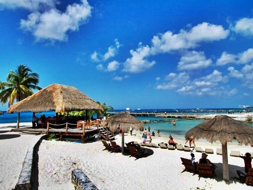 Cozumel Mexico chankanaab all inclusive Cruise Excursion Reservations
