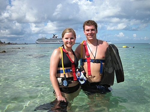 Cozumel Mexico colorful coral Tour Cost