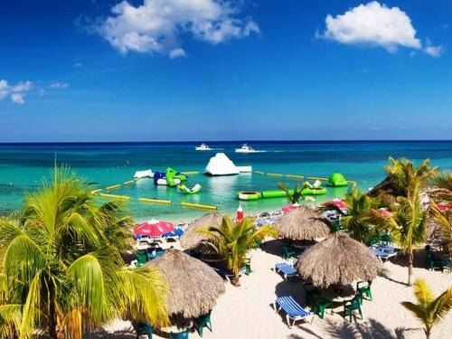 Cozumel Mexico crystal blue water Tour Booking