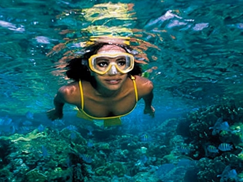 Cozumel Mexico crystal clear water Tour Tickets