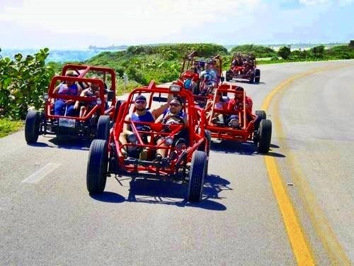 Cozumel Mexico Dune Buggies Shore Excursion Cost