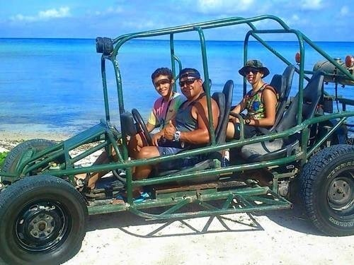 Cozumel Mexico Dune Buggies Tour Tickets