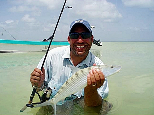 cozumel mexico flats fishing Trip Reservations