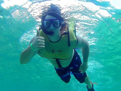 Cozumel Mexico guided snorkeling Cruise Excursion Tickets