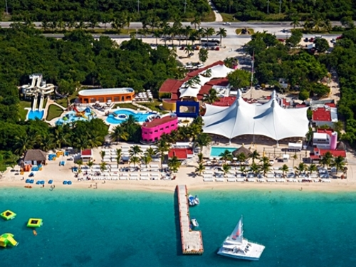 Cozumel Mexico Kids Water Park Excursion Prices