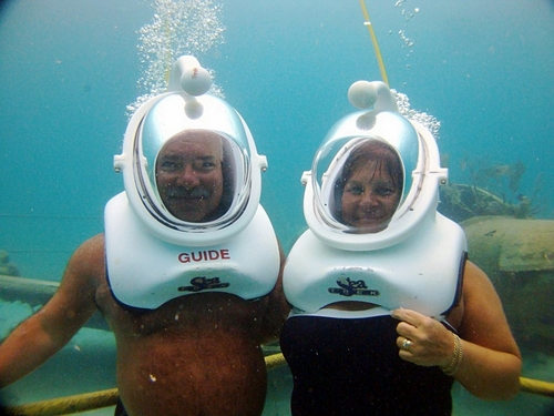 Cozumel Mexico marine life Shore Excursion Booking