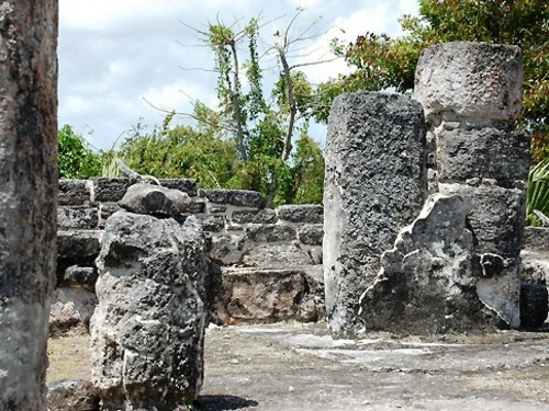 Cozumel Mexico Mayan Ruins and Beach Tour Reservations