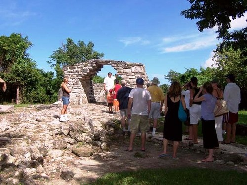 Cozumel Mexico Mayan Ruins and Beach Tour Tickets
