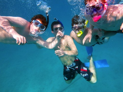 Cozumel Mexico SNUBA and Snorkel Tour Booking Booking