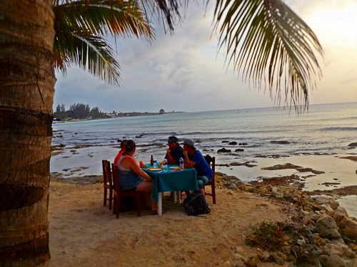 Cozumel Mexico sunset dinner Shore Excursion Reviews