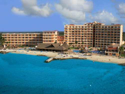 Cozumel Mexico swimming pool Trip Reservations