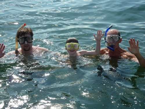 Cozumel Mexico unlimited snorkeling Tour Booking