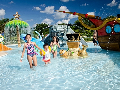 Cozumel Mexico water park Shore Excursion Reservations