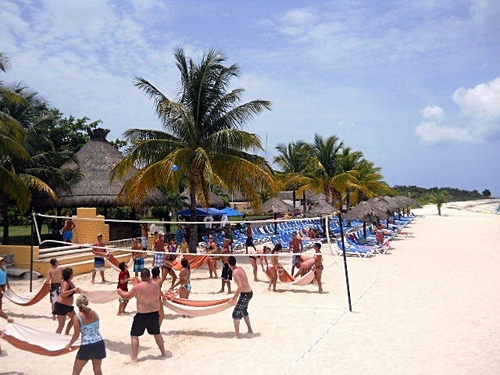 Cozumel Port kids pool  Trip Reviews Prices