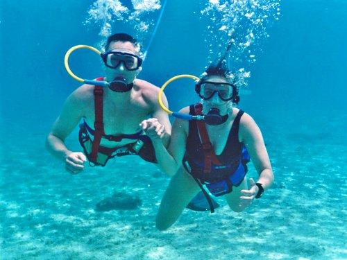 Cozumel Port SNUBA Diving and Snorkel Cruise Excursion Tickets Tickets