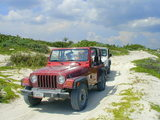 Cozumel Private Custom Jeep, Snorkel and Lunch Excursion