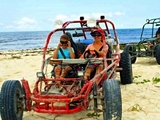 Cozumel Punta Sur Dune Buggy Combo and Snorkel Excursion