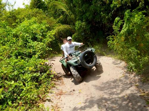 Cozumel ride solo or double  Shore Excursion Reservations