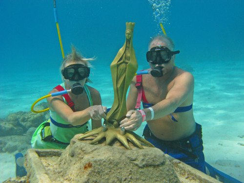 Cozumel SNUBA and Snorkeling Cruise Excursion Reservations Booking