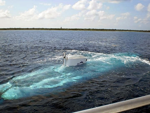 Cozumel submarine tours